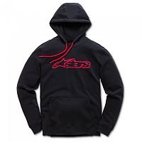 [해외]알파인스타 Blaze Fleece Black / Red