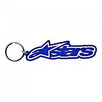 [해외]알파인스타 Rub Keychain Blue