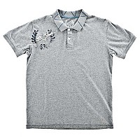 [해외]알파인스타 James Rogue Polo Melange Grey