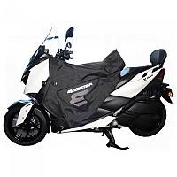 [해외]백스터 Yamaha Apron Boomerang X Max 300 125/400 Black