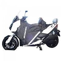 [해외]백스터 Yamaha Apron Winzip X Max 300 125/400 Black