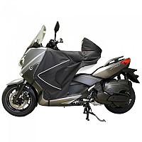 [해외]백스터 Yamaha Apron Boomerang X-Max 400 X-Max 125S-7568CB Black