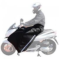 [해외]백스터 Leg Cover Apron Boomerang PCX 2010 Black