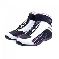 [해외]BERING Lady Azur Shoes White-Fuschia