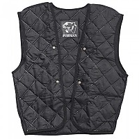 [해외]퓨리간 Thermo Alu Lining Vest Black