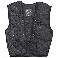 [해외]퓨리간 Thermo Alu Lining Vest Black / Black