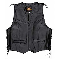 [해외]HELD Patch Vest Black
