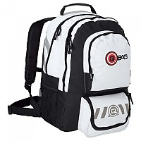 [해외]QBAG Backpack 10 30L Black / White