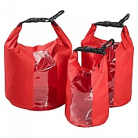 [해외]QBAG Pack Sacks 01 Set Of 3 Red