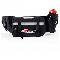 [해외]RTECH Nylon Racing Waistpack Black / Red