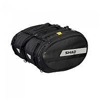 [해외]샤드 Big Saddle Bag Set 2u. Black