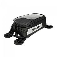 [해외]샤드 Small Tank Bag Magnets SL12M Black