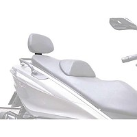 [해외]샤드 Top Master Backrest Piaggio X10 125 350 500