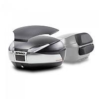 [해외]샤드 Pack Top Case SH48 and Backrest and Carbon Cover Titanium