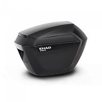 [해외]샤드 Side Cases SH23 Set 2u. Black / Black