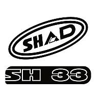 [해외]샤드 SH33 Shad Stickers