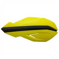 [해외]SHIRO 헬멧 MX-08 Handguard Fluor Yellow