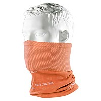 [해외]SIXS Multi Purpose Neckwarmer Orange Fluo