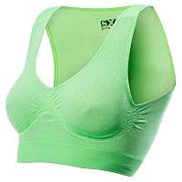[해외]SIXS Reinforced Bra Green Fluo