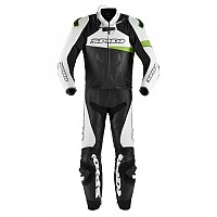 [해외]스피디 Race Warrior Touring Black / Kawasaki Green