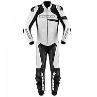 [해외]스피디 Race Warrior Perforated Pro White / Black