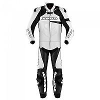 [해외]스피디 Race Warrior Touring Long White / Black