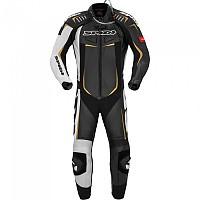 [해외]스피디 Track Wind Pro Suit Black / Gold / White