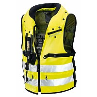 [해외]스피디 Neck Dps Airbag Vest Yellowfluo