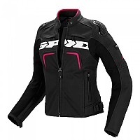 [해외]스피디 Evo Rider Lady Jacket Black / Fuchsia