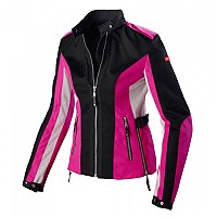 [해외]스피디 Summer Net Lady Jacket Black / Fuchsia