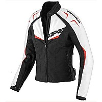 [해외]스피디 NW 200 Tex Lady Jacket Black / Red