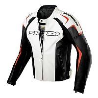 [해외]스피디 Track Jacket White-Black-Red