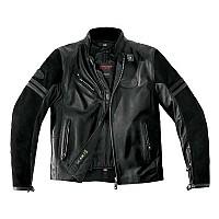 [해외]스피디 Ace Leather Jacket Black