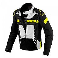 [해외]스피디 Warrior Tex Jacket Black-Yellow Fluo