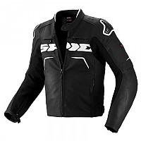 [해외]스피디 Evorider Leather Jacket Black-White
