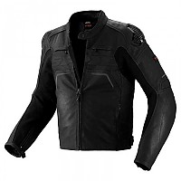 [해외]스피디 Evorider Leather Jacket Black
