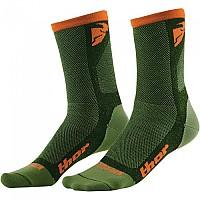 [해외]THOR Dual Sport Green / Orange