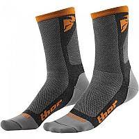 [해외]THOR Dual Sport Grey / Orange