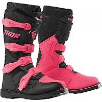 [해외]THOR Blitz XP W S9 Black / Pink