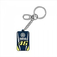 [해외]VR46 Racing Key Ring Yamaha Multicolor