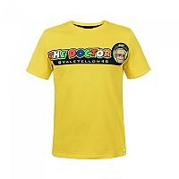 [해외]VR46 Cupolino T Shirt Classic Yellow