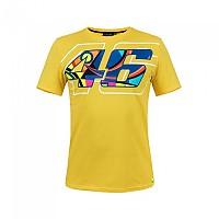 [해외]VR46 Helmet T Shirt Classic Yellow