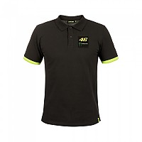 [해외]VR46 Dual Polo Monster Grey