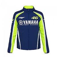 [해외]VR46 Racing Softshell Yamaha Blue Royal Yamaha