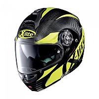 [해외]X-LITE X 1004 Ultra Carbon Nordhelle Black / Yellow