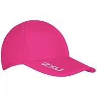 [해외]2XU Run Cap Virtual Pink