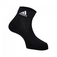 [해외]아디다스 3s Performance Ankle Half Cushioned 3pp Black