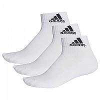 [해외]아디다스 3s Performance Ankle Half Cushioned 3pp White