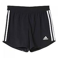 [해외]아디다스 Gear Up Woven Long Short Pants Black / White