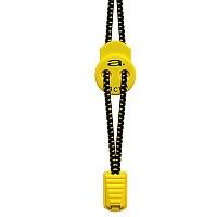 [해외]아쿠아맨 A-Lace Elastic Shoelace Black / Yellow